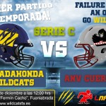 wildcats vs cuervos